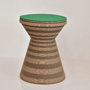 green_cone_pouf