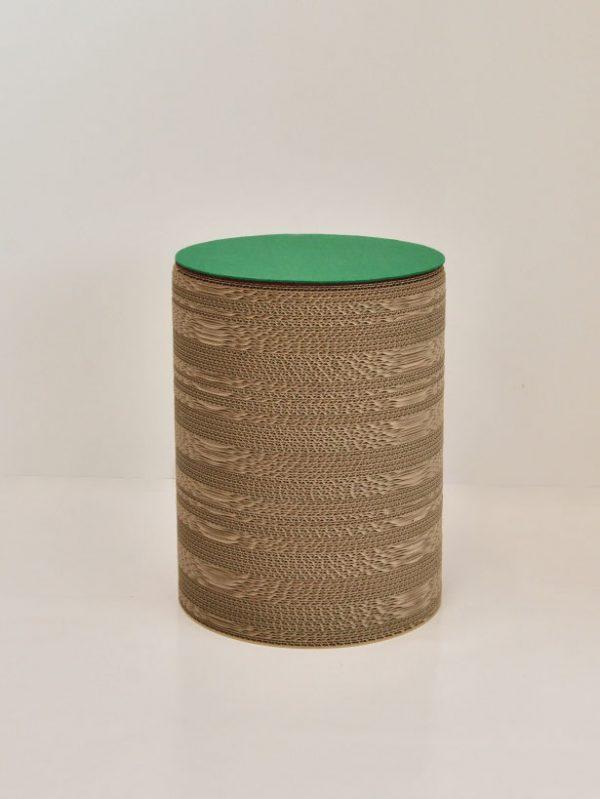 round_stool_green