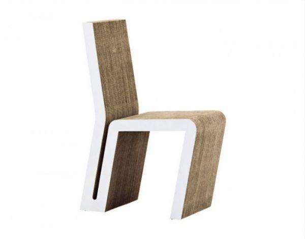 Side Chair Models, Cardboard Furniture