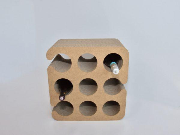 cardboard_bottles_holder