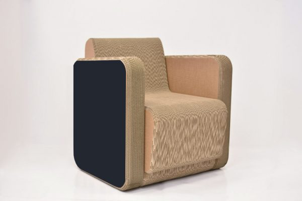 cardboard_armchair_black