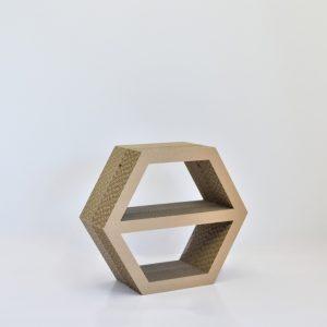 honeycomb_storage_shelf